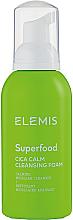 Parfémy, Parfumerie, kosmetika Čisticí pleťová pěna s extraktem z centelly asijské - Elemis Superfood CICA Calm Cleansing Foam