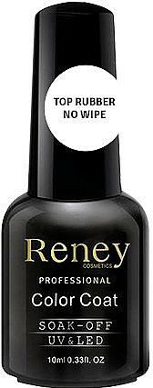 Vrchní lak - Reney Cosmetics Top Rubber No Wipe