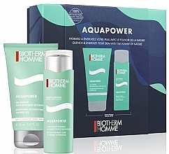 Parfémy, Parfumerie, kosmetika Sada - Biotherm Homme (af/shave/cr/75ml + sh/gel/150ml)