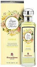 Parfémy, Parfumerie, kosmetika Alvarez Gomez Agua Fresca de Flores Ambar - Toaletní voda