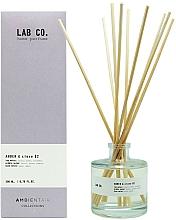 Parfémy, Parfumerie, kosmetika Aroma difuzér - Ambientair Lab Co. Amber & Clove