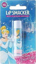 """Parfémy, Parfumerie, kosmetika Balzám na rty """"Cinderella"""" - Lip Smacker Disney Princess Cinderella Lip Balm Vanilla Sparkle"""