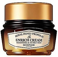 Parfémy, Parfumerie, kosmetika Pleťový krém - Skinfood Royal Honey Propolis Enrich Cream