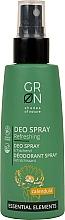 Parfémy, Parfumerie, kosmetika Deodorant - GRN Deo Spray Calendula