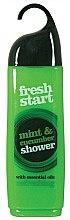 Parfémy, Parfumerie, kosmetika Sprchový gel - Xpel Fresh Start Mint & Cucumber Shower Gel
