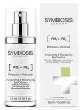 Parfémy, Parfumerie, kosmetika Sérum na oční okolí - Symbiosis London Invigorating & Resurfacing Eye Contour