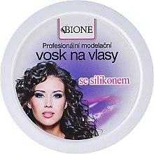 Parfémy, Parfumerie, kosmetika Vosk na vlasy - Bione Cosmetics Professional Hair Wax Silicone