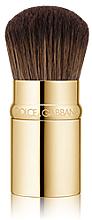 Parfémy, Parfumerie, kosmetika Štětec na pudr - Dolce & Gabbana Retractable Kabuki Powder Brush