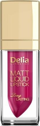 Rtěnka - Delia Cosmetics Matt Liquid Lipstick — foto N1
