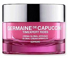 Parfémy, Parfumerie, kosmetika Krém proti vráskám - Germaine de Capuccini TimExpert Rides Supreme Global Cream Wrinkles