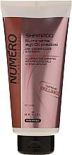 Parfémy, Parfumerie, kosmetika Šampon na vlasy s makasarovým olejem a keratinem - Brelil Numero Hair Professional Beauty Macassar Oil Shampoo