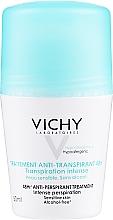Parfémy, Parfumerie, kosmetika Deodorant roll-on - Vichy 48 Hr Anti-Perspirant Treatment