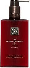 Parfémy, Parfumerie, kosmetika Tekuté mýdlo na ruce - Rituals The Ritual of Ayurveda Hand Wash