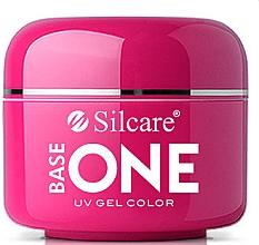 Parfémy, Parfumerie, kosmetika Gel na nehty - Silcare Base One Mystic Aurora