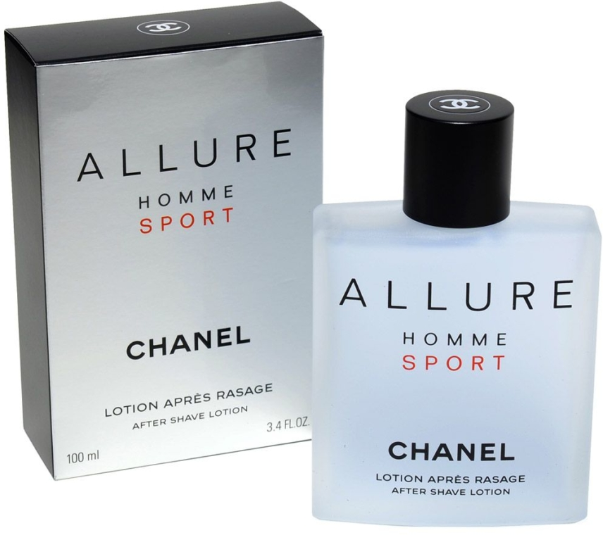 Chanel Allure homme Sport - Mléko po holení  — foto N2