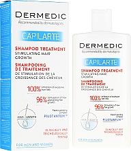 Parfémy, Parfumerie, kosmetika Šampon stimulující a obnovující růst vlasů - Dermedic Capilarte Shampoo