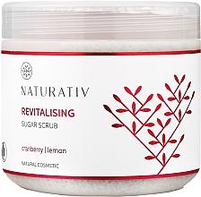 Parfémy, Parfumerie, kosmetika Revitalizační peeling - Naturativ Revitalising Body Sugar Scrub