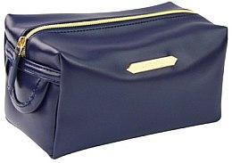 Parfémy, Parfumerie, kosmetika Obdélníková kosmetická taška 4988, tmavě modrá - Donegal