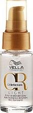 Parfémy, Parfumerie, kosmetika Rozjasňující olej pro lesk vlasů - Wella Professionals Oil Reflection Light