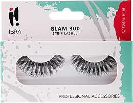 Parfémy, Parfumerie, kosmetika Umělé řasy - Ibra Eyelash Glam 300