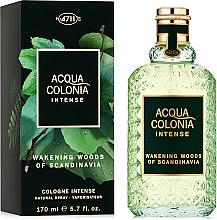Parfémy, Parfumerie, kosmetika Maurer & Wirtz Acqua Colonia Intense Wakening Woods Of Scandinavia - Kolínská voda