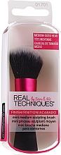 Parfémy, Parfumerie, kosmetika Konturovací štětec, 01701 - Real Techniques Mini Sculpting Brush