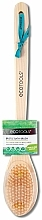 Parfémy, Parfumerie, kosmetika Kartáč pro suchou masáž - EcoTools Bamboo Bristle Body Brush