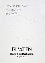 Parfémy, Parfumerie, kosmetika Regenerující maska pro oční okolí - Pilaten Hyaluronic Acid Nourishing Eye Mask