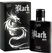 Parfémy, Parfumerie, kosmetika Chat D'or Pacora Black - Toaletní voda