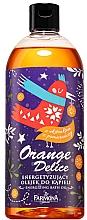 Parfémy, Parfumerie, kosmetika Olej do koupele Orange Delice - Farmona Magic Spa Orange Delice Bath Oil