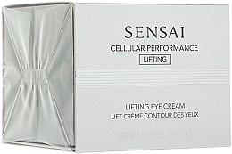 Parfémy, Parfumerie, kosmetika Koncentrát hnědých řas s koenzymem Q10 - Kanebo Sensai Cellular Performance Lifting Eye Cream