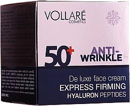 Parfémy, Parfumerie, kosmetika Posilující krém proti vráskám 50+ - Vollare Age Creator Firming Anti-Wrinkle Cream Day/Night 50+