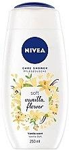 Parfémy, Parfumerie, kosmetika Krémový sprchový gel - Nivea Soft Vanilla Flower