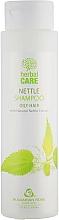 Parfémy, Parfumerie, kosmetika Fyto šampon pro mastné vlasy Kopřiva - Bulgarian Rose Herbal Care Nettle Shampoo
