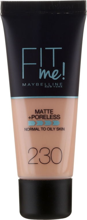 Make-up - Maybelline Fit Me Matte Poreless Foundation