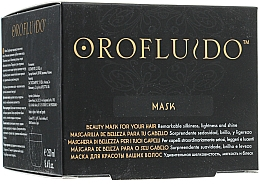 Maska na vlasy - Orofluido Mask — foto N3