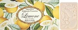 Parfémy, Parfumerie, kosmetika Dárkové mýdlo-sada Citron - Saponificio Artigianale Fiorentino Lemon