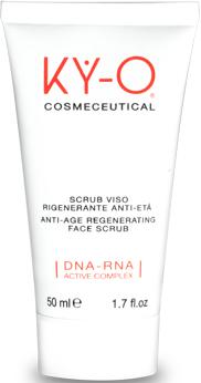 Peeling na obličej - Ky-O Cosmeceutical Anti-Age Regenerating Face Scrub — foto N1