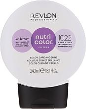 Parfémy, Parfumerie, kosmetika Tónuvací krém-balzám na vlasy, 240 ml - Revlon Professional Nutri Color Filters