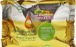 """Parfémy, Parfumerie, kosmetika Organické mýdlo s vůní calisson """"Arganový olej"""" - Ma Provence Nature Soap"""