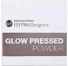 Parfémy, Parfumerie, kosmetika Kompaktní pudr na obličej - Bell HypoAllergenic Glow Pressed Powder