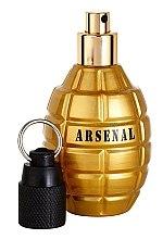 Gilles Cantuel Arsenal Gold - Parfémovaná voda — foto N4