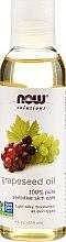 Parfémy, Parfumerie, kosmetika Olej z pecek hroznových - Now Foods Solutions Grapeseed Oil