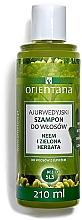 Parfémy, Parfumerie, kosmetika Šampon proti lupům - Orientana Ayurvedic Shampoo Neem & Green Tea