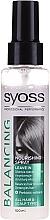Parfémy, Parfumerie, kosmetika Sprej na vlasy - Syoss Balancing Spray