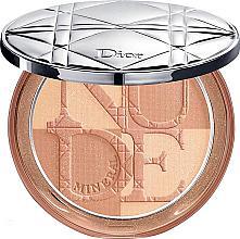 Parfémy, Parfumerie, kosmetika Minerální kompaktní pudr - Dior Diorskin Mineral Nude Bronze Powder (01-Soft Sunrise)