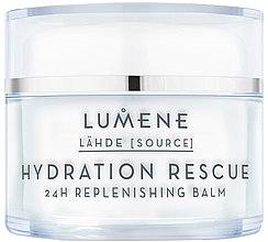 Parfémy, Parfumerie, kosmetika Obnovující balzám na obličej - Lumene Lahde Hydration Rescue 24H Nourishing Balm