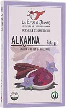 Parfémy, Parfumerie, kosmetika Prášek na vlasy Alkanna - Le Erbe di Janas Alkanna