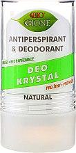 Parfémy, Parfumerie, kosmetika Deodorant - Bione Cosmetics Deo Krystal Antiperspirant&Deodorant