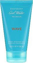Parfémy, Parfumerie, kosmetika Davidoff Cool Water Wave Woman - Sprchový gel